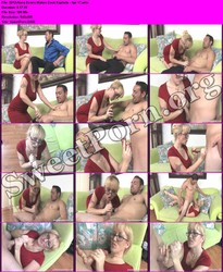 Over40HandJobs.com Alana Evans Makes Cock Explode - Apr 17 Thumbnail